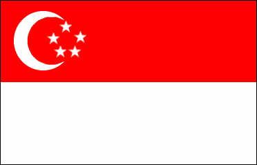 Patch de Singapura 22 Times - Brasfoot 2016