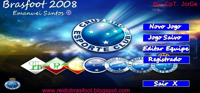 registro gratis do brasfoot 2008